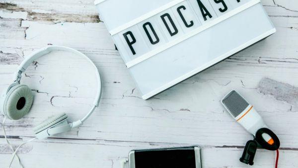 creare podcast