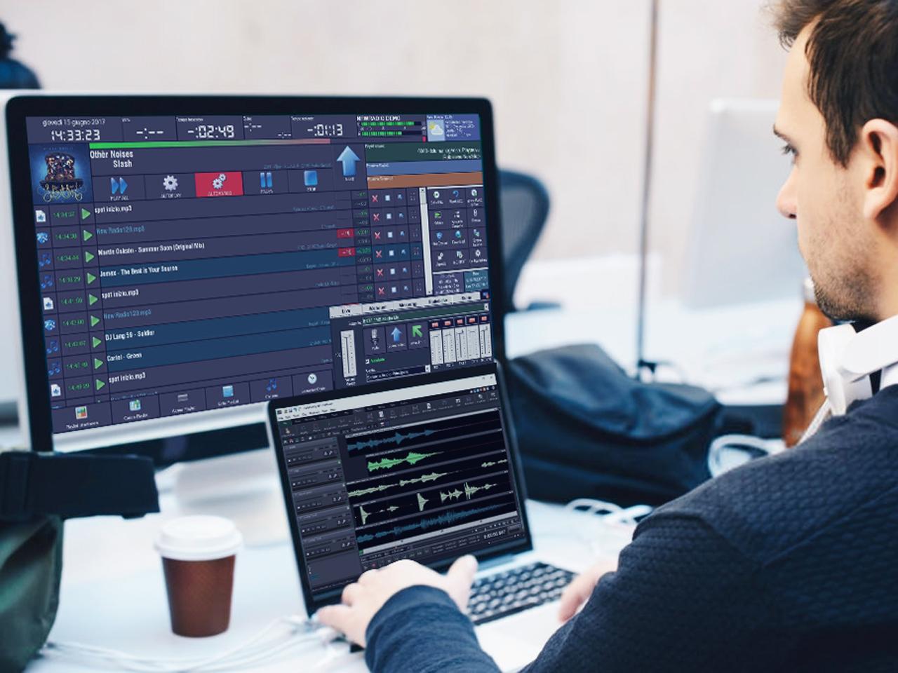 gestione radio