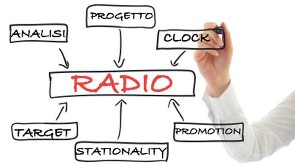 creare web radio