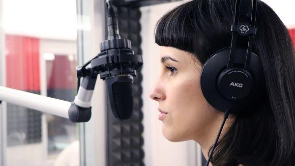 demo radiofonica