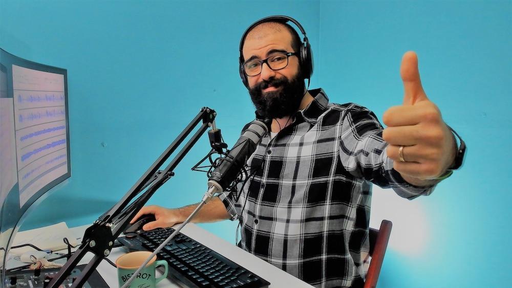 andrea ciraolo corso podcasting milano