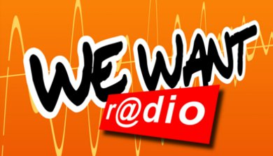 We Want Radio