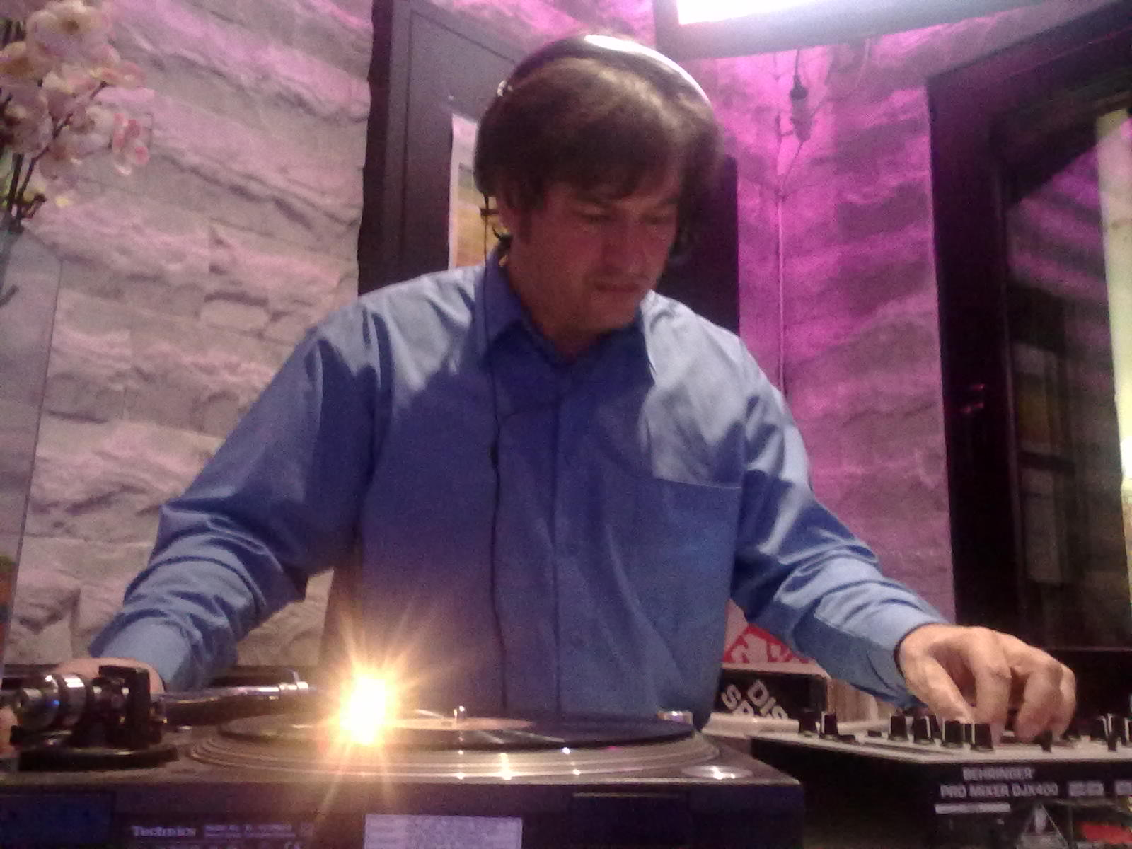 Luca Vecchietti - oldman dj