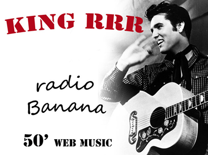 King RRR radio banana