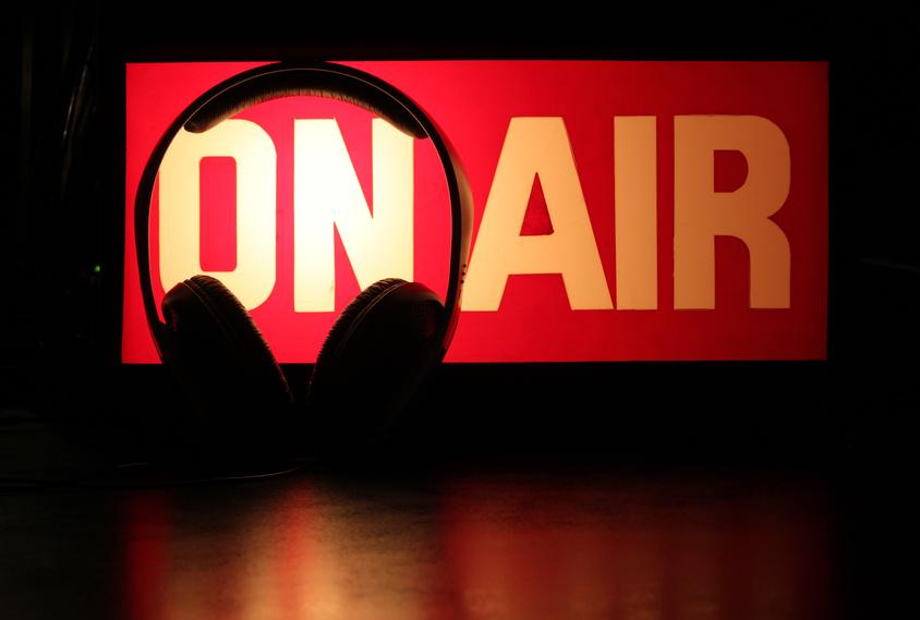 On air night