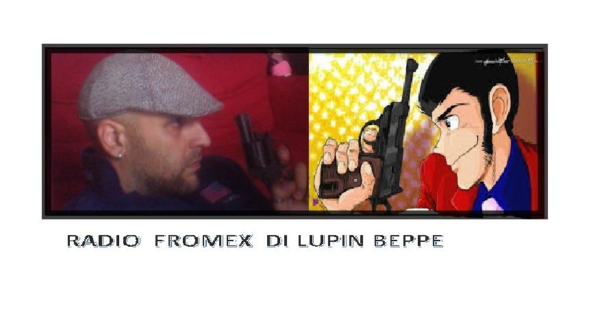 Radio Fromex Di Lupin Beppe